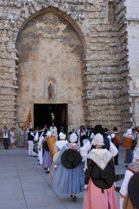 Entrance Basilica of St Maximin