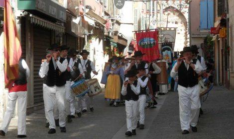 Mary Magdalene parade