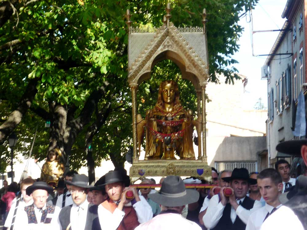 Mary Magdalene procession