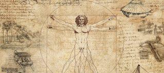Man of Vitruve- Leonardo da Vinci