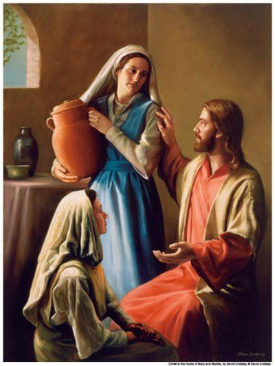 women in canonical gospels