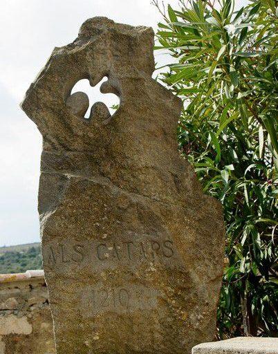 Memorial at Montsegur